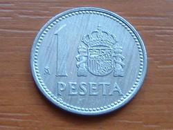SPANYOL 1 PESETA 1986   ALU.