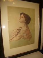 Jeney festmény.