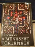 E. H. Gombrich: A művészet története 521 oldalas