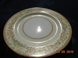 """1930 Luxus Japán NORITAKE  """"Elvira"""" minta,amerikai forgalmazásra, tányér-16,2 cm"""