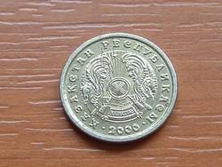 KAZAHSZTÁN 1 TENGE 2000