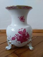 Herendi pink Apponyi váza