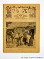 1917 szeptember 16  /  Az Én Ujságom  /  RÉGI EREDETI ÚJSÁG Szs.:  7488