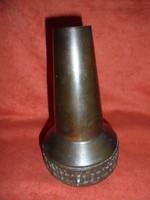 Iparművészeti vörös réz váza