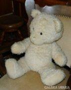 Hatalmas antik  brummogó Teddy maci mackó