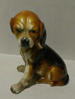 Német porcelán kutyus