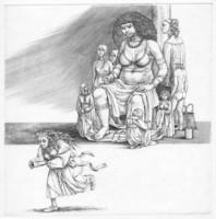 Rékassy Csaba: Callisto és Arcas (Ovidius sorozat)