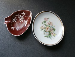 Hollóházi és Aquincumi porcelánok