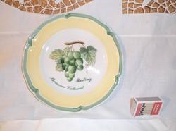 Villeroy & Boch tányér 21 cm tökéletes színei sötétebbek, nem jól fotóztuk