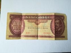 1989-es 100 Forint EF -