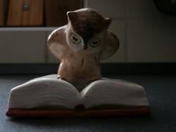 Kispesti porcelán bagoly