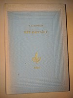 V. A. Kaverin: Két kapitány I-II. 1963
