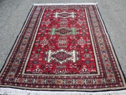 Kaukázusi Perpedil gyönyörű kézi csomózású gyapjú szőnyeg 220cmx143cm