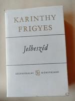 Karinthy Frigyes: Jelbeszéd 2. kötet