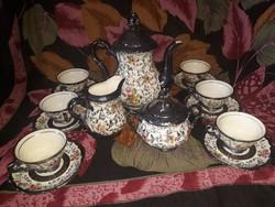 Feinsilber Bavaria Antik luxus kávés