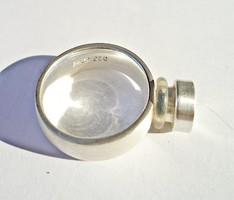 Csavaros cserélhető fejű gyűrű