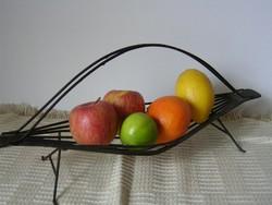 Retró gyümölcstartó kosár