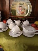 ART-Deco,Royal Exclusiv porcelán kávés készlet