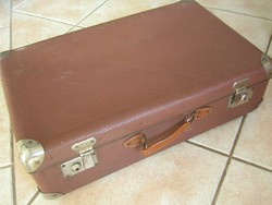 Antik jelzett bőrönd ... bc78432b99
