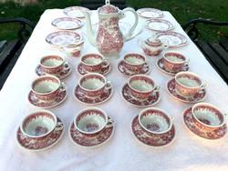 Willeroy & Bosch  12  személyes  teás és  sütis  készlet
