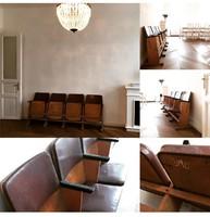Moziszékek, cinema chairs