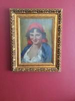 Szölllősy Jânos portrék