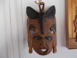 Afrikai mask