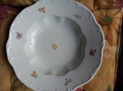 Zsolnay kis virágos tányérok