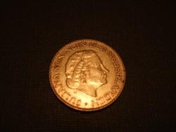 Ezüst 1 gulden 1955