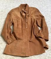 Antilop barna vintage  börkabát nagyon szép még most is  divatos
