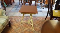Ónémet vintage játékasztal eladó