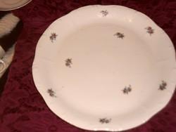 Zsolnay kínálos tányér 30 cm