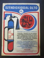 Nagyméretű reto plakát munkavédelmi
