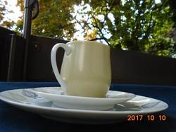 Rosenthal (Thomas)Sigvard Bernadotte design,modern reggeliző készlet