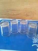 Régi boros poharak