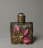 Antik parfümtartó gyönyörű darab