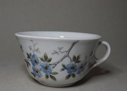Antik vastagfalú csésze ,bögre
