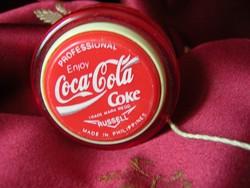 Retro játék - Coca Cola reklám jojó