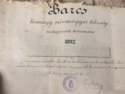 BARCS  1892