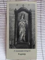 Szentkép, Pálosszentkút - Mária