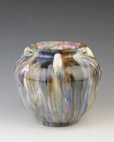 Keramos art deco kerámia váza