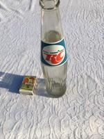 Régi Retro Royal Crown Cola üveg
