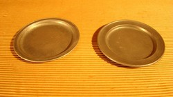 Ón tányér/poháralátét 2 db - FEINZINN