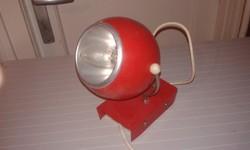 Retro ufó asztali lámpa