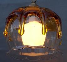 Mazzega Murano Space Age Retro Vintage lámpa 60-70-es évek