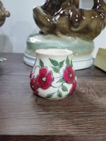 Antik Zsolnay kis váza