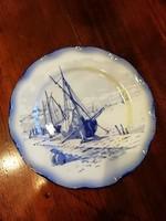 Serraguemides porcelán tányér 20 cm