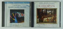 0T450 Frédéric Chopin CD 2 db