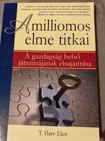 T. Harv Eker: A milliomos elme titkai 2006.1000.-Ft