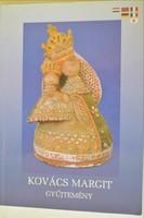 Kovács Margit kiadvány 1996 hat nyelvű rengeteg képpel illusztrált kiadvány